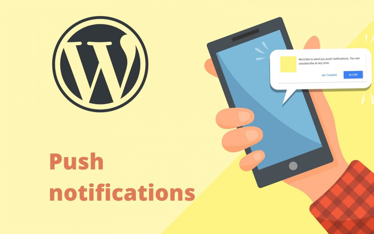 Notificações Push no teu WordPress – Como configurar
